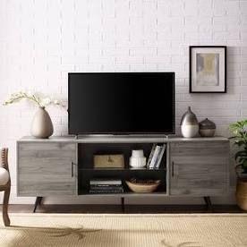 Carson Carrington Esbo 70 inch Mid century TV Console  Retail 260 99
