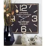 The Gray Barn Wild Cherry Wood Wall Clock