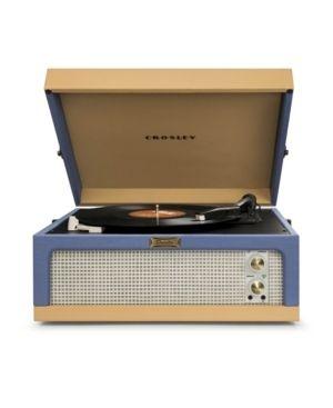 Crosley Radio Dansette Junior Portable Record Player in Blue