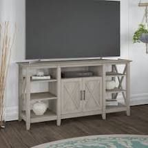 The Gray Barn Tall TV Stand with 2 Bookcases  Incomplete set