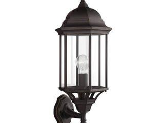 Sea Gull lighting Sevier 1 light Antique Bronze Outdoor Fixture