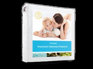 TopTight Premium Mattress Protector by linenspa Essentials   White