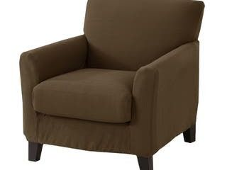 Great Bay Home Popcorn Textured Stretch Chair Slipcover