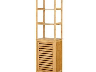 Simple living Natural Bamboo linen Tower  Retail 199 49