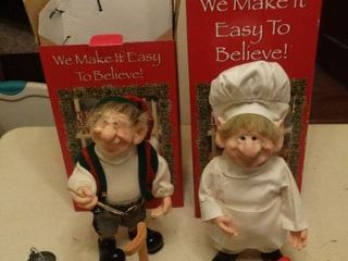 We Make It Easy To Believe Figurines