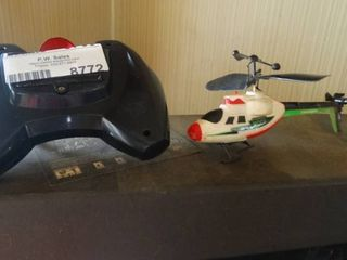 TWO996 Thunder Wolf Toy Helicopter