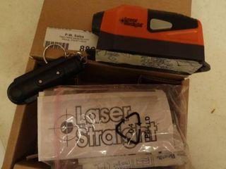 New laser level