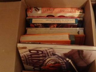Box of Cook Books