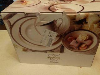 Noritake Dish set in Box