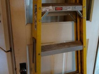 Werner 6 Ft ladder