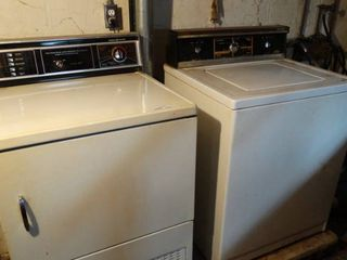 Kenmore Series 70 Washer and General Electric Dryer