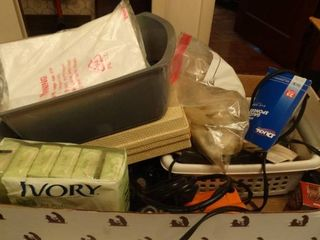 lot of Assorted Toiletry Items