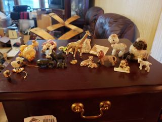 lot of Small Animal Figurines