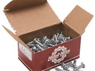 COMBO HEAD SHEET METAl SCREWS  8 X 2  100 PER PACK