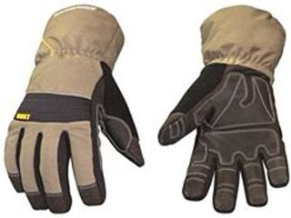 Youngstown Waterproof Winter Xt Insulated Gloves With Extended Gauntlet Cuffs  Xxl