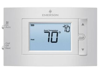 Emerson 1F83C 11NP Conventional  1H 1C  Non Programmable Thermostat