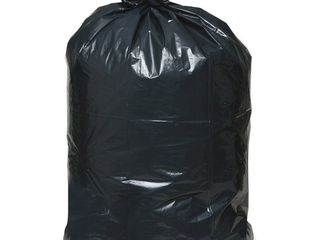 lINEAR lOW DENSITY RECYClED CAN lINERS  45 GAl  2 MIl  40  X 46  BlACK  100 CARTON