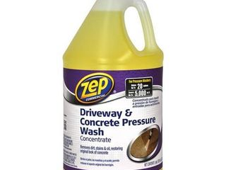 Enforcer Products 364591560 ZUBMC128 1 gal Driveway   Concrete Cleaner