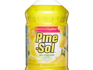 Pine Sol All Purpose Cleaner  lemon  144oz  Bottle