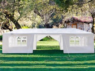 10x20 30 ft Upgrade Spiral Interface Wedding Party Canopy Tent