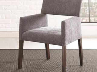 Anson Modern Side Chairs by Greyson living  Set of 2    Retail 194 99