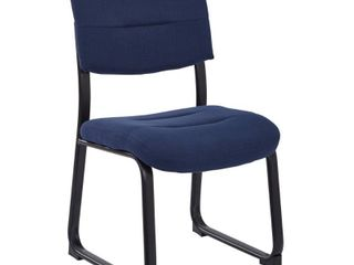 Worksmart Guest Reception Waiting Room Chair  MSRP  151 99