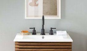 Render Bathroom Vanity Sink   Retail 319 99