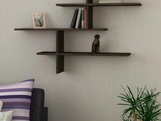 Ada Home Decor Webster Modern Wall Shelf