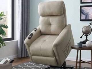 Copper Grove Polletts Stone Power Recline and lift Chair   Retail 689 99
