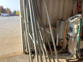 Galvanized Steel Street light Poles