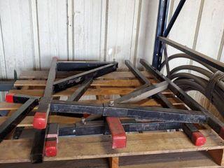 2 ladder Racks For Trucks