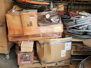 Pallet Of Electrical Supplies