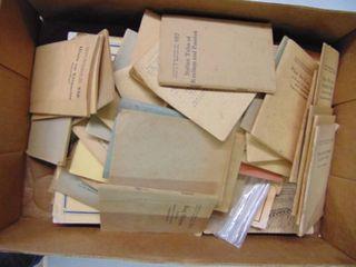 Vintage   Palm Sized   little Blue Books