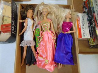 Barbie Doll s   Most dated in the 60 s