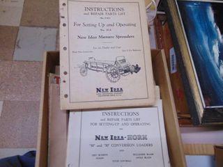 Vintage Implement Magazines Manuals