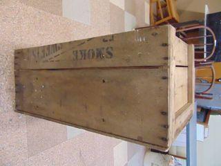 Cigar Crate   Marked Augusta Ks