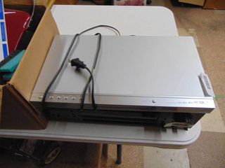 Zenith CD DVD player