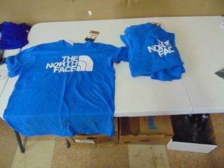 6   Mens Medium   North Face T Shirts