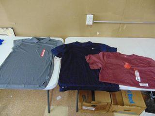 3   Mens large   Shirts