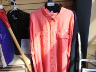4Xl Magellan long sleeve shirt   tear in Seam