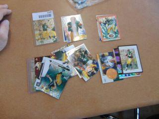 Brett Farve Football Cards