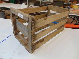 Pasque Shipping Crate