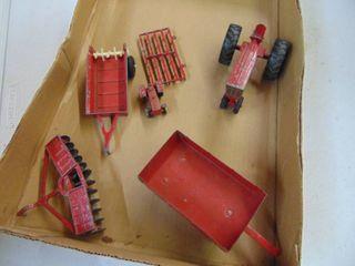Die Cast Farm Toys