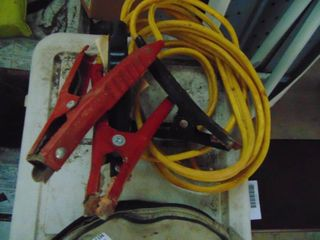 Jumper Cables in Case