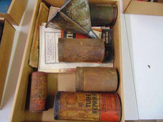 Tube Repair Kits  Manuals   Funnels and More