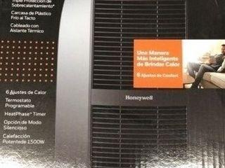 Honeywell Heat Genius Ceramic Space Heater  HCE845B  Black