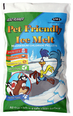 Scotwood Industries 20B RR MAG Road Runner Pet Friendly Ice Melter  20 Pound