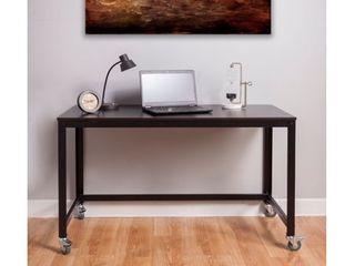 loft Writing Desk Espresso Brown   Onespace