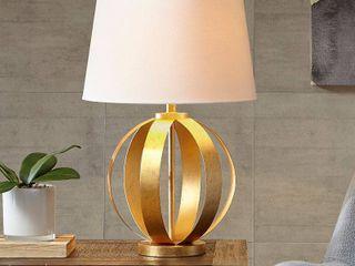 27in Warren Table lamp   Gold
