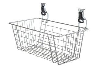 Rubbermaid Home Prod Dorfile 24in Fasttrack Wire Basket